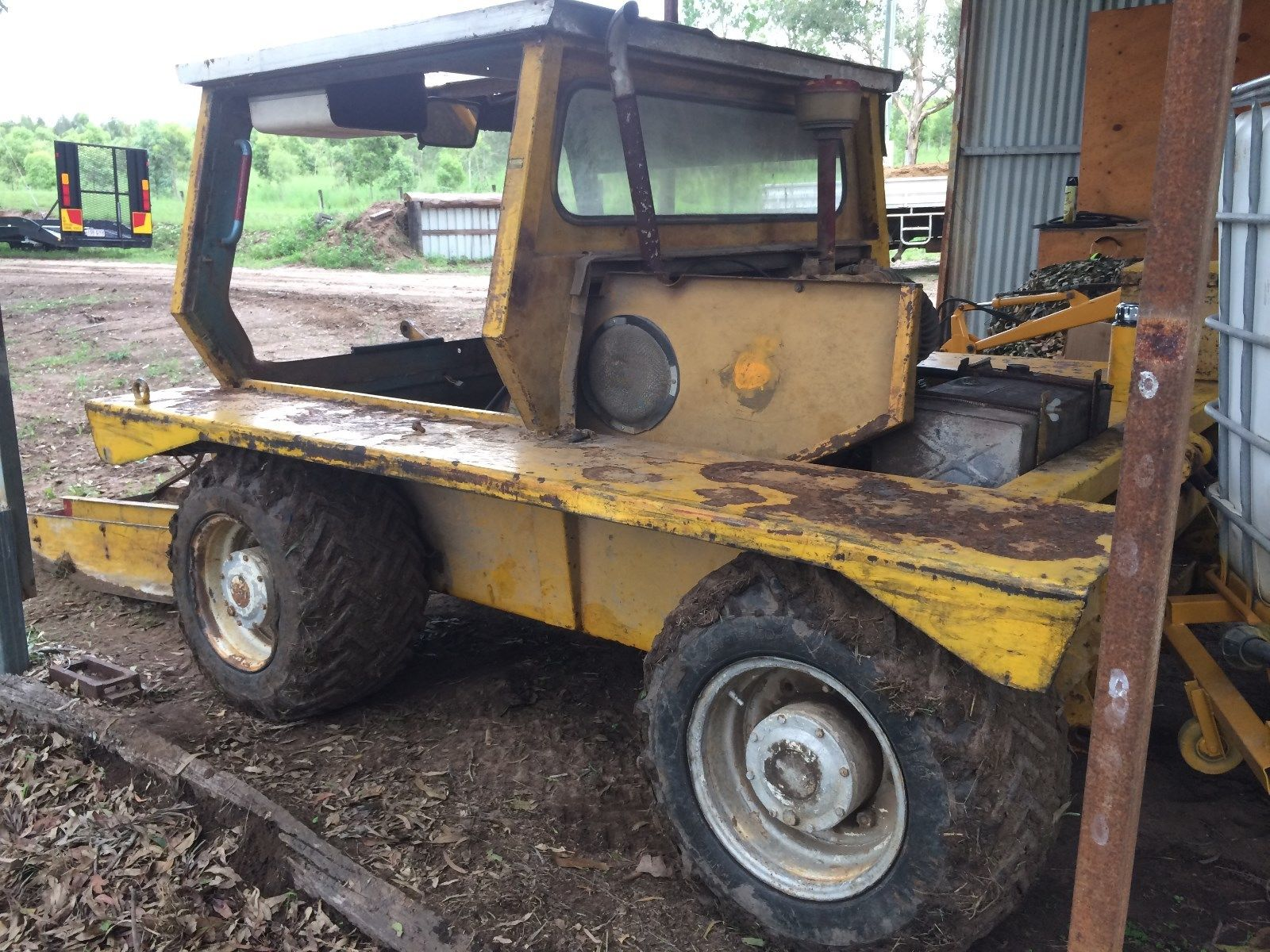 TOFT Tractor for Sale on EBay | austrakwildcat – email ...