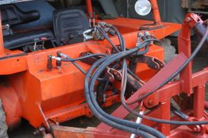 All new manual drive hydraulics, no electrics to bugger up!